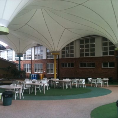 Shade To Order Australia - College shade sails | waterproof structures | Sydney commercial sail, Newcastle shades