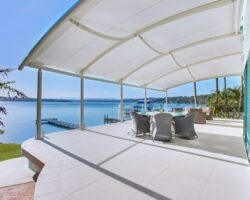 Shade To Order Australia - Barrel Vault Shade Sail - Shade Awnings ǀ Driveway Sails ǀ Custom Shade Sails ǀ Park Shade Sails ǀ Sail Awning ǀ Carport Canopy ǀ Sail Canopy ǀ Sun Shade Sail - Newcastle, Coal Point, Sydney and Australia-wide