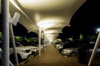 Airports, hospitals, Carparks and Walkways