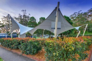 Custom shade sail - newcastle,sydney,nelson bay, port stephens