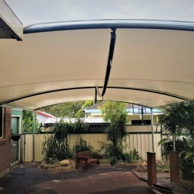 Shade To Order Australia - Preschool shade sail, Newcastle sails