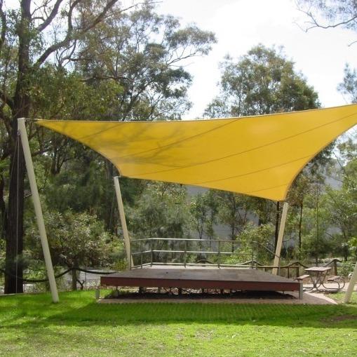 Playground Shade Sail Newcastle