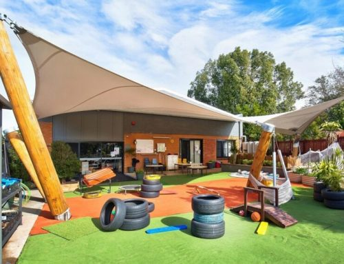 Are shade sails the answer for your school?